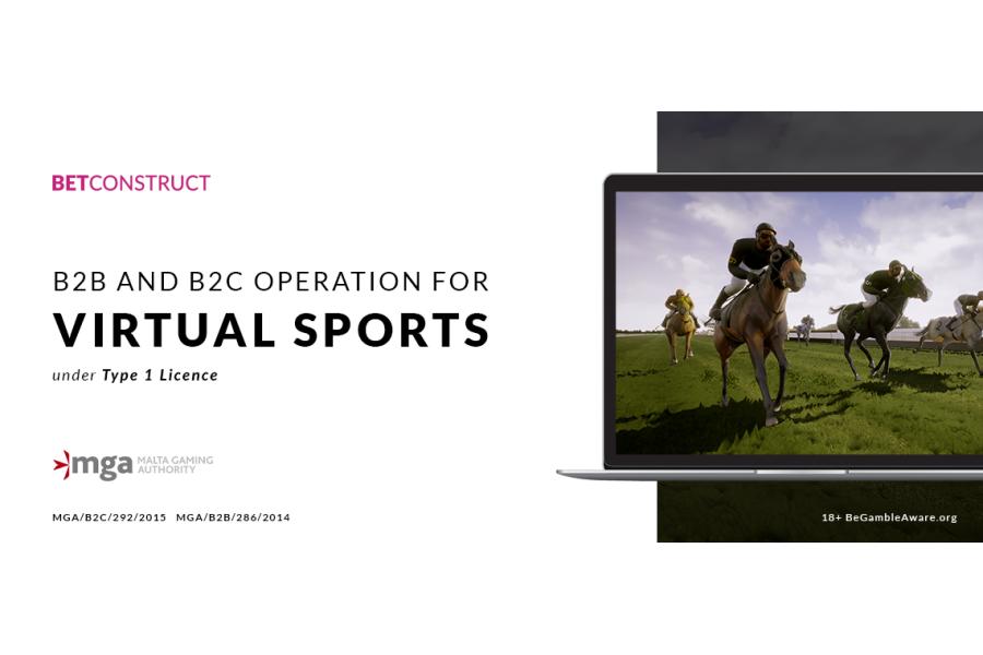 Los deportes virtuales de BetConstruct ahora tienen licencia en Malta.