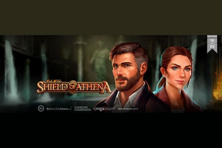 Rich Wilde y el Escudo de Atenea, lo nuevo de Play'n GO.