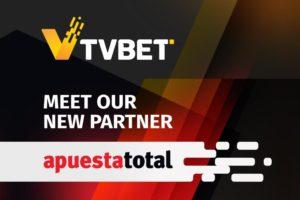 TVBET se expande en Sudamérica con Apuesta Total.