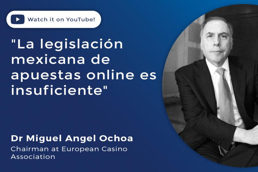 «La legislación mexicana de apuestas online es insuficiente»
