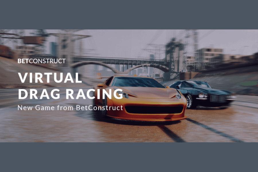 Virtual Drag Racing es la nueva adición de BetConstruct a su vasto catálogo.