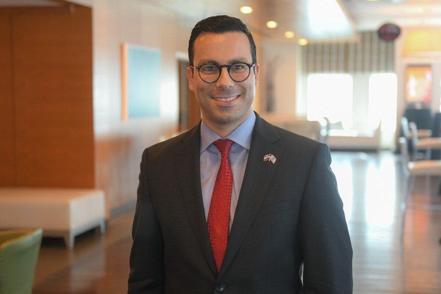 Yossi Abadi, CEO del Grupo Tenlot.