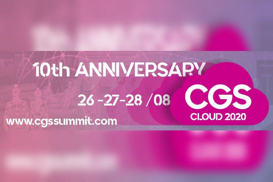 CGS Cloud 2020 llega para adaptar el ya tradicional evento al momento actual.