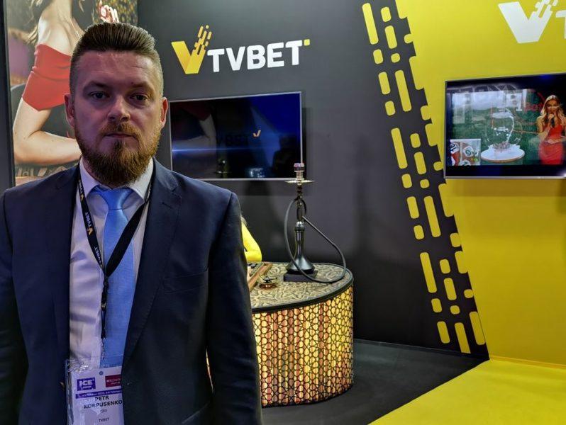 Peter Korpusenko, CEO de TVBET.