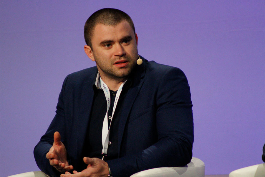 Mario Ovcharov, CEO de UltraPlay.