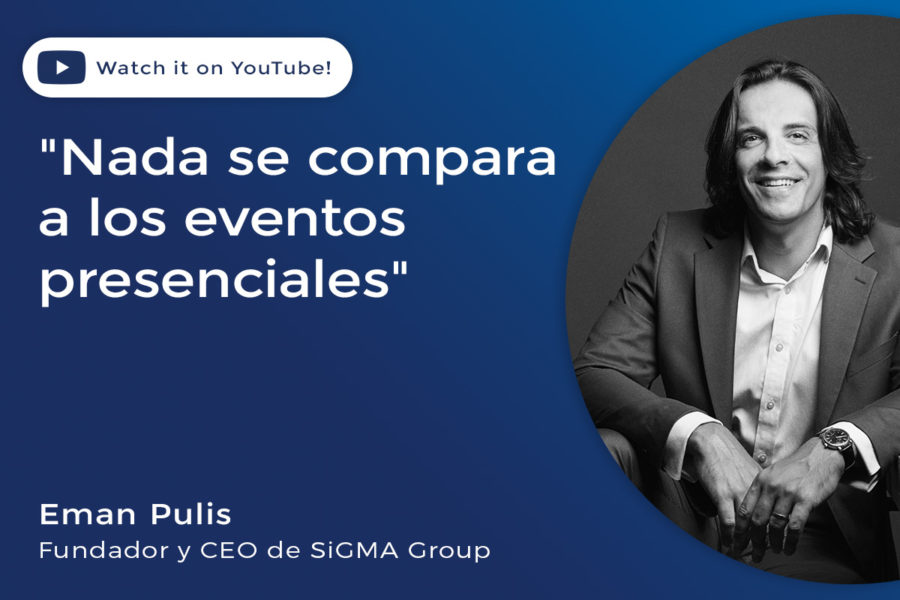Eman Pulis, fundador y CEO de SiGMA Group