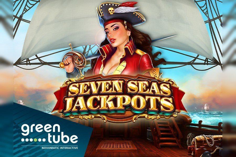 Greentube presentó Seven Seas Jackpots, su más reciente juego de slots.