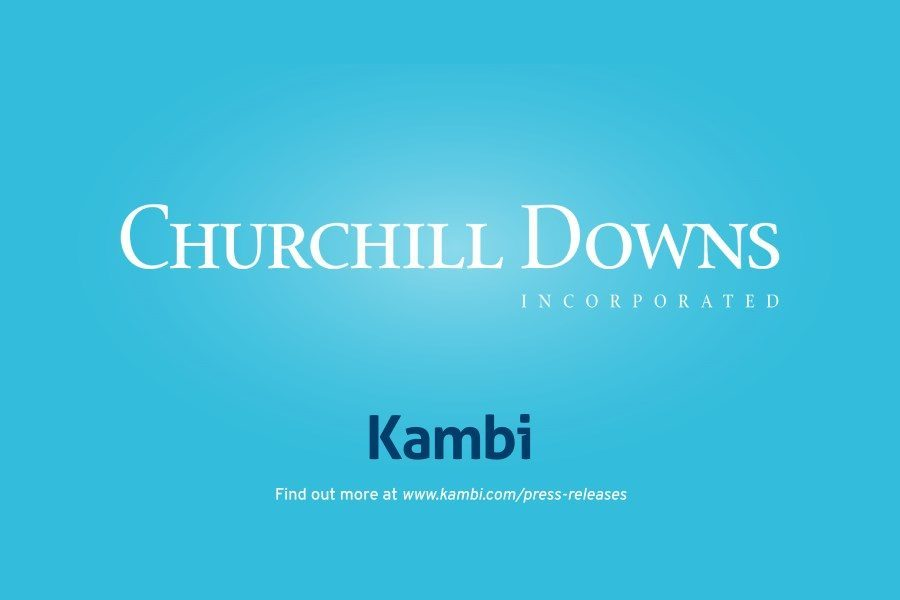 Kambi se asocia con Churchill Downs