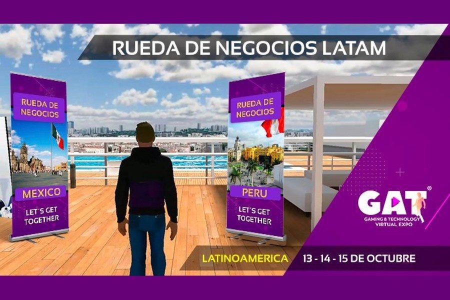 GAT Virtual Expo reunirá al sector del juego latinoamericano en forma digital.