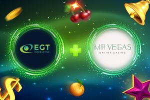 EGT Interactive sigue expandiéndose.