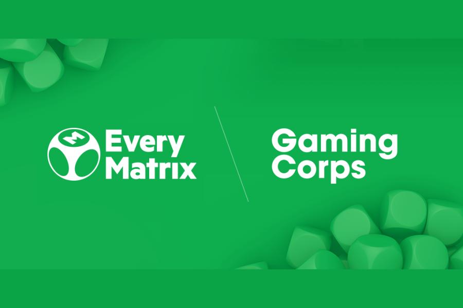 EveryMatrix sumó un nuevo socio al acordar con Gaming Corps.