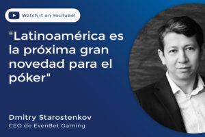 Latinoamérica es la próxima gran novedad para el póker