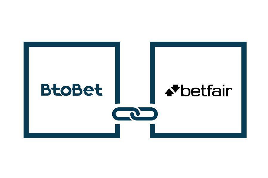 BtoBet firma un acuerdo con Betfair para fortalecerse en Colombia.