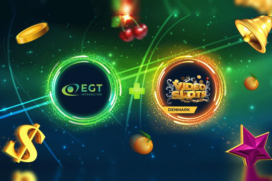 EGT Interactive firmó su entrada a Dinamarca con Videoslots.