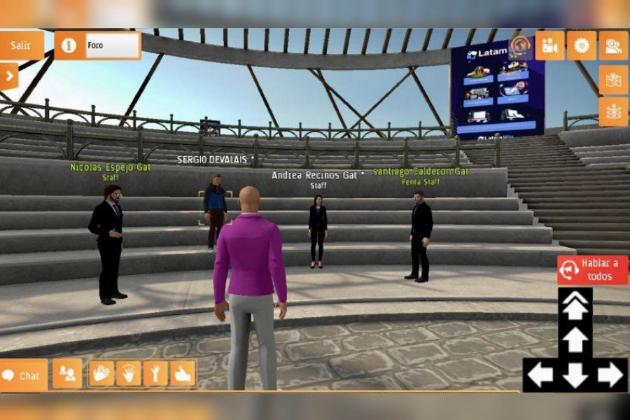 GAT Virtual Expo se celebrará del 13 al 15 de octubre.
