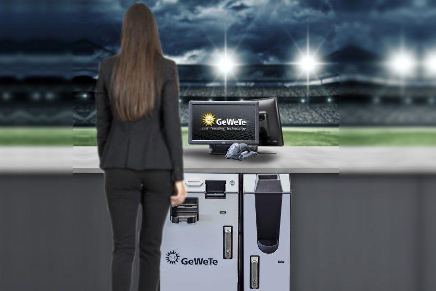 El Cash-Desk Betting es lo último de GeWeTe.