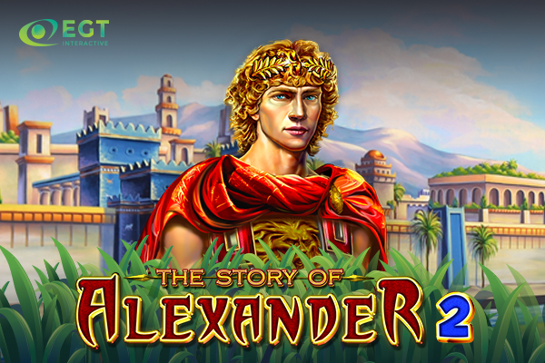 The Story of Alexander 2 es lo último de EGT Interactive.