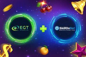 EGT Interactive se expande en alemania con SkillOnNet.