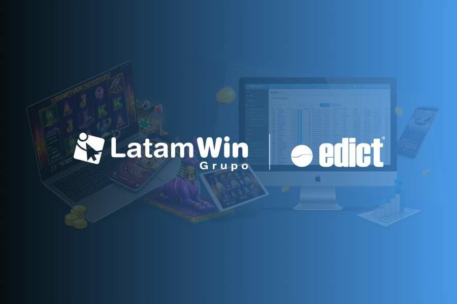 LatamWin anunció que distribuirá contenido de Merkur tras firmar con edict egaming.