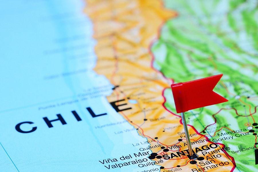 Chile reabre los casinos en zonas que esten en fases 3 y 4.