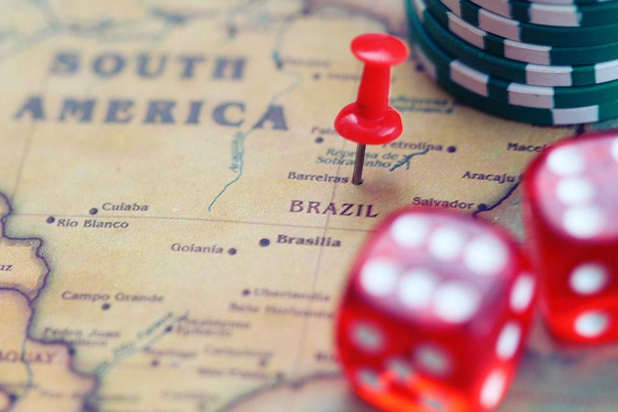 Luiz Solano, futuro presidente de ABRAJET DF, defiende la legalización del juego.