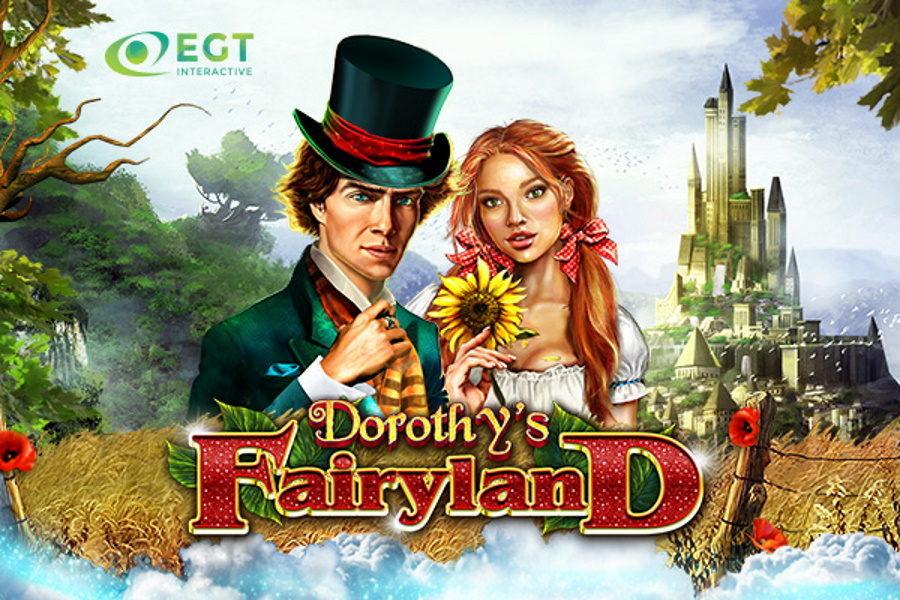 Dorothy's Fairyland es lo último de EGT Interactive.