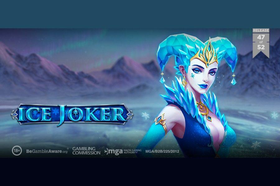 Ice Joker es el lanzamiento 47/52 de Play'n GO en el año.
