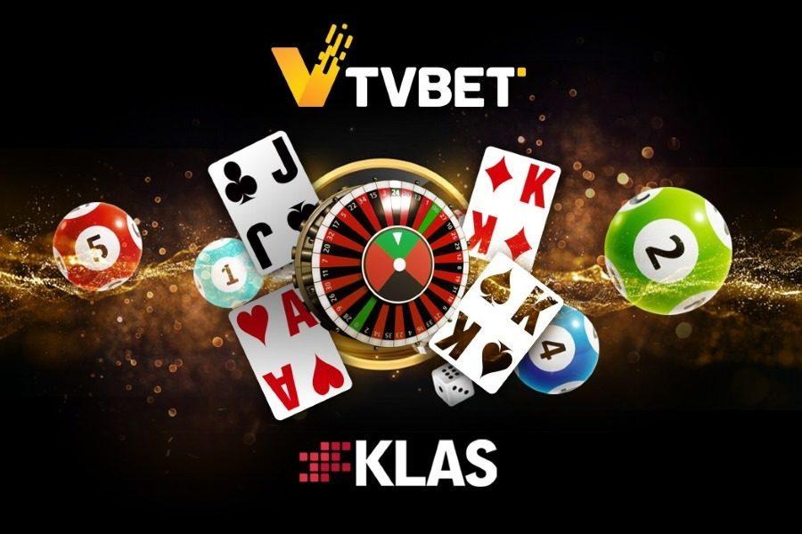 TVBET firmó una nueva asociación con la plataforma Klas.