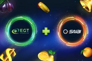 EGT Interactive se expande en Italia con Snaitech