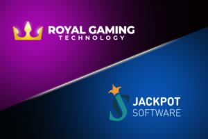 Jackpot Software se asocia con RGT