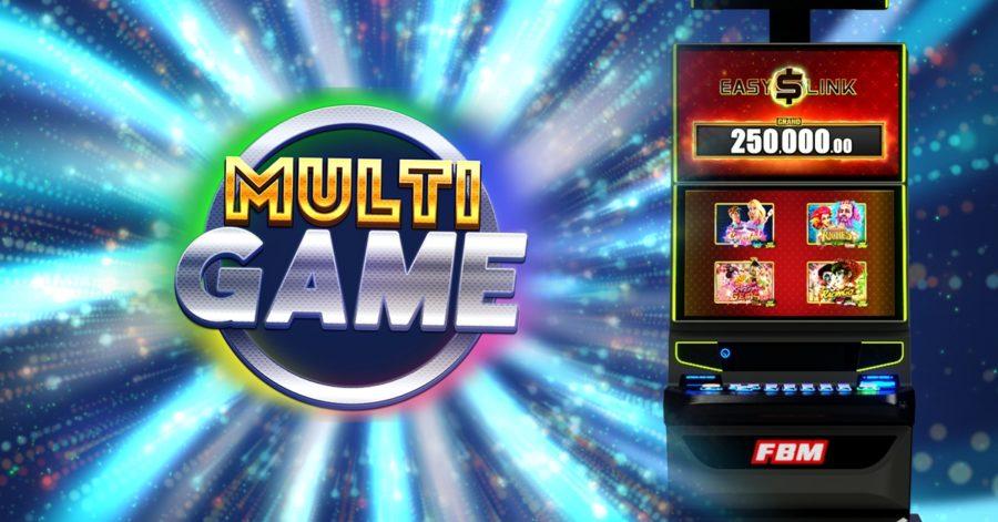 El Multi-Game de FBM está disponible en 18 casinos de México.