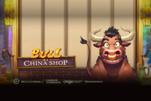 Play'n GO presenta Bull in a China Shop