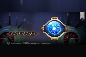 Play'n GO presenta Coils of Cash