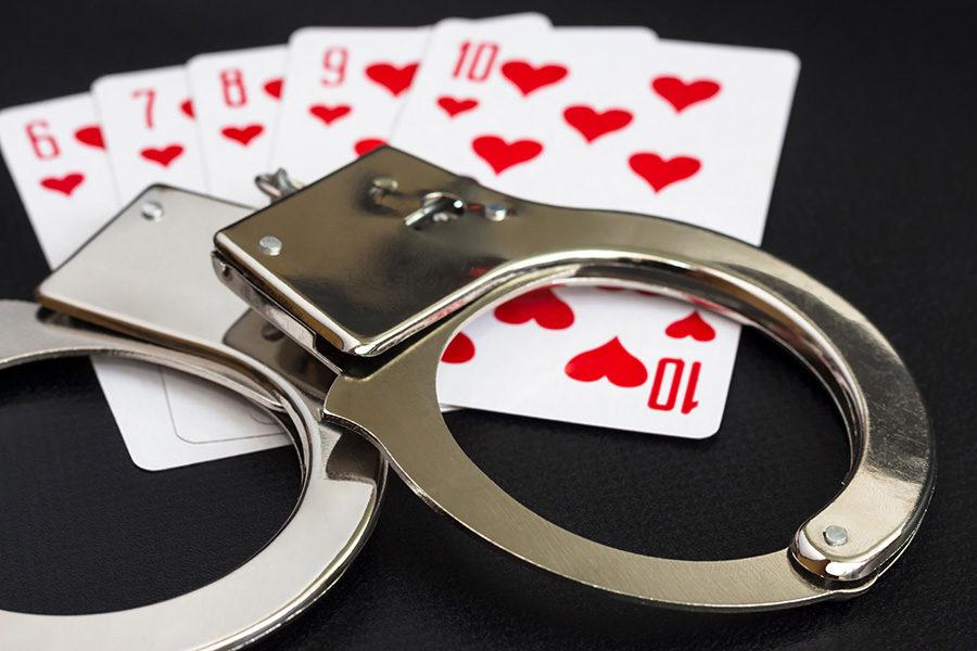 Las autoridades de Entre Ríos clausuraron un casino clandestino.