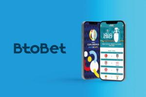 BtoBet lanza promos gratis para la Euro y la Copa América