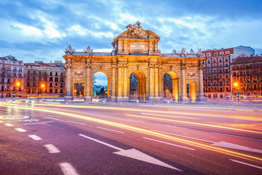 Las casas de apuestas en Madrid no cumplirían con la reglamentación urbanística.