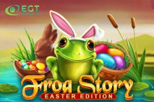 EGT Interactive lanza la edición de Pascua de Frog Story