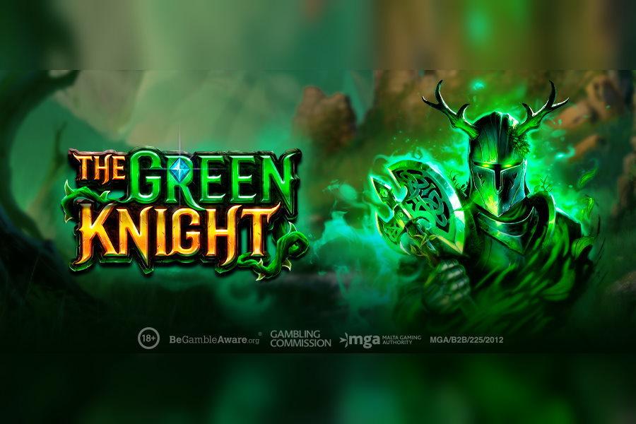 The Green Knight es el segundo juego relativo al Rey Arturo que Play'n GO lanza en 2021.