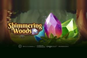 Play'n GO presenta The Shimmering Woods