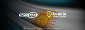 Play'n GO recibe acreditación de LOTBA