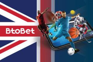 Reino Unido certifica la plataforma de apuestas deportivas de BtoBet