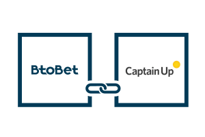BtoBet se asocia con Captain Up