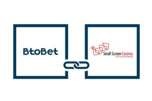 BtoBet se asocia con Small Screen Casinos