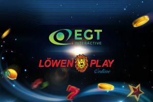 EGT Interactive se asocia con Löwen Play
