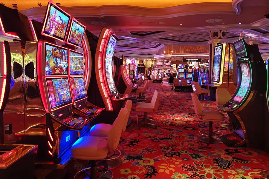 Los bingos y casinos de Valencia reabrieron este lunes.