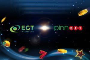 EGT Interactive se expande en Serbia con Pinnbet