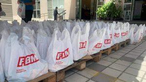 FBM se une a PAGCOR para ofrecer kits de comida en Metro Manila