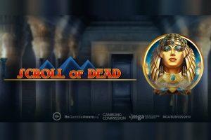 Scroll of the Dead es el último título lanzado por Play'n GO.