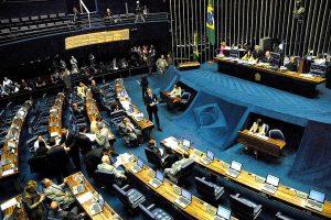 Cámara de diputados, Brasil