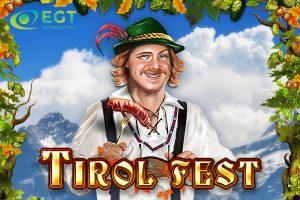 EGT Interactive lanza un nuevo video slot: Tirol Fest